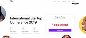 Events & Conference WordPress Themes