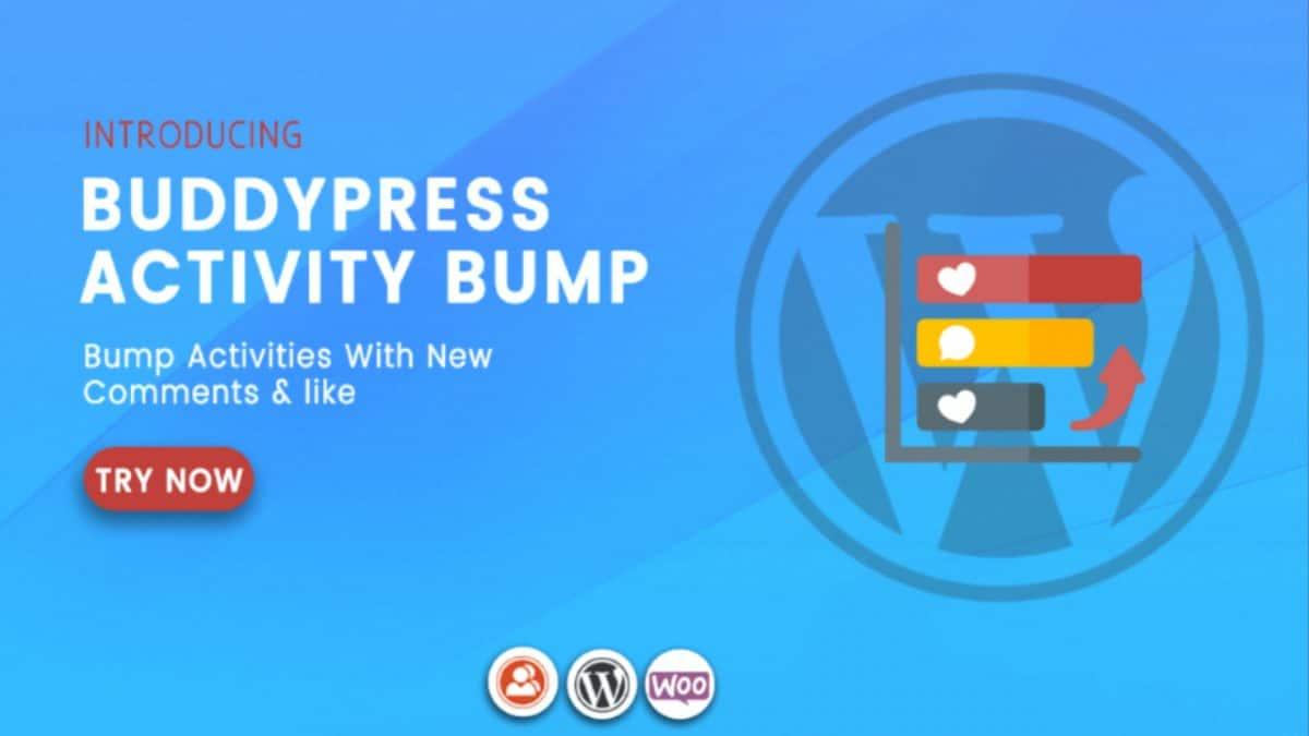 BuddyPress activity bump