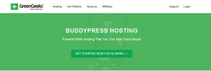 BuddyPress Hosting Providers