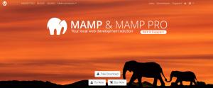MAMP wordpress development tools